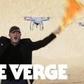 Drone rodeo au CES 2015