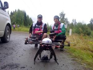rallye-drone