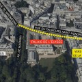 Des drones survolent Paris