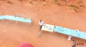 Bijoux Navajos à Monument Valley