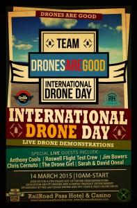 Journee internationale des drones