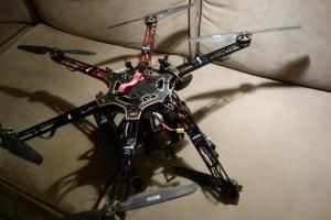 Mort aux drones