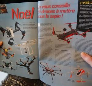 Quel drone choisir pour un cadeau de Noël