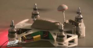 Arrow Drone - vol en immersion