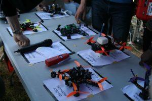 Drones de course - Vortex