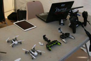 Drone Bebop 2 de Parrot