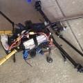 Accident de drone